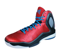 adidas D Rose 5 Boost Mens Basketball Trainers / Shoes - Red