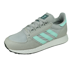 adidas Originals Forest Grove Kids Trainers / Shoes - Grey