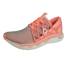 Reebok Floatride Run Flex Weave Womens Running Shoes / Trainers - Pink