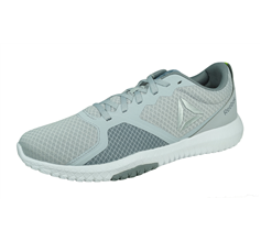 Reebok Flexagon Force Mens Running Shoes / Trainers - Grey