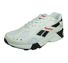 Reebok Aztrek Unisex Trainers / Shoes - White