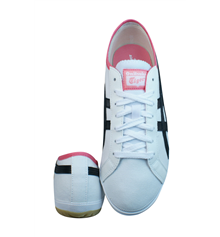 Onitsuka Tiger Retro Glide CV Kids Trainers / Shoes - White