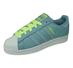 adidas Originals Superstar Kids Trainers - Light Blue