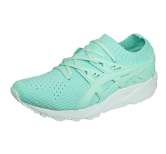 Asics Gel-Kayano Trainer Knit Womens Running Shoes / Trainers - Green