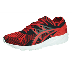 Asics Gel Kayano Trainer Knit Mens Running Trainers / Shoes - Red
