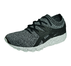 Asics Gel Kayano Trainer Knit Mens Running Trainers / Shoes - Grey