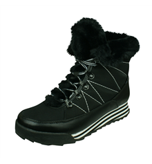 Rocket Dog Icee Butter Womens Winter / Snow Boots - Black