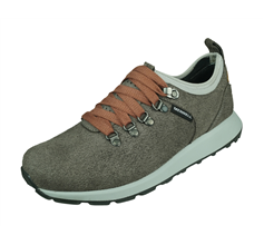 Merrell Ashford Classic Mens Suede Trainers / Shoes - Charcoal