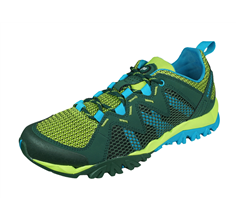 Merrell Tetrex Rapid Crest Mens Water Shoes / Trainers - Lime