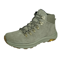 Merrell Ontario Suede Mid Womens Hiking Boots - Grey