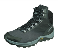 Merrell Thermo Cross Mid WP Mens Winter Hiking Boots - Black