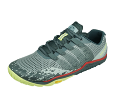 Merrell Trail Glove 5 Mens Trail Running Trainers / Shoes - Grey
