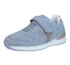 Geox J Maisie G Girls Trainers / Shoes - Grey