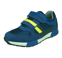 Geox Boys Trainers J Alfier B.C Casual Shoes - Blue