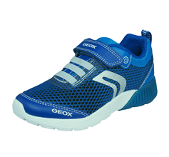 Geox Boys Trainers J Sveth B.C Casual Shoes - Blue