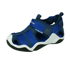 Geox J Wader A Boys Sandals / Water Shoes - Blue