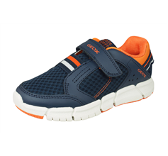Geox J Flexyper B. B Boys Trainers / Shoes - Navy