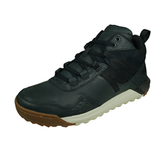 Merrell Indeway Mid Leather Mens Trainers / Shoes - Black