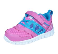 Reebok Realflex Speed 3.0 Girls Running Trainers / Shoes - Pink