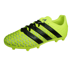 adidas Ace 16.1 FG Junior Firm Ground Football Boots - Yellow