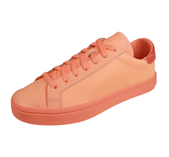 adidas Originals CourtVantage Adicolor Mens Trainers - Orange
