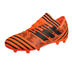 adidas Nemeziz 17.1 FG Junior Firm Ground Football Boots - Orange
