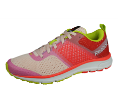 Reebok One Distance Womens Running Shoes / Trainers - Pink