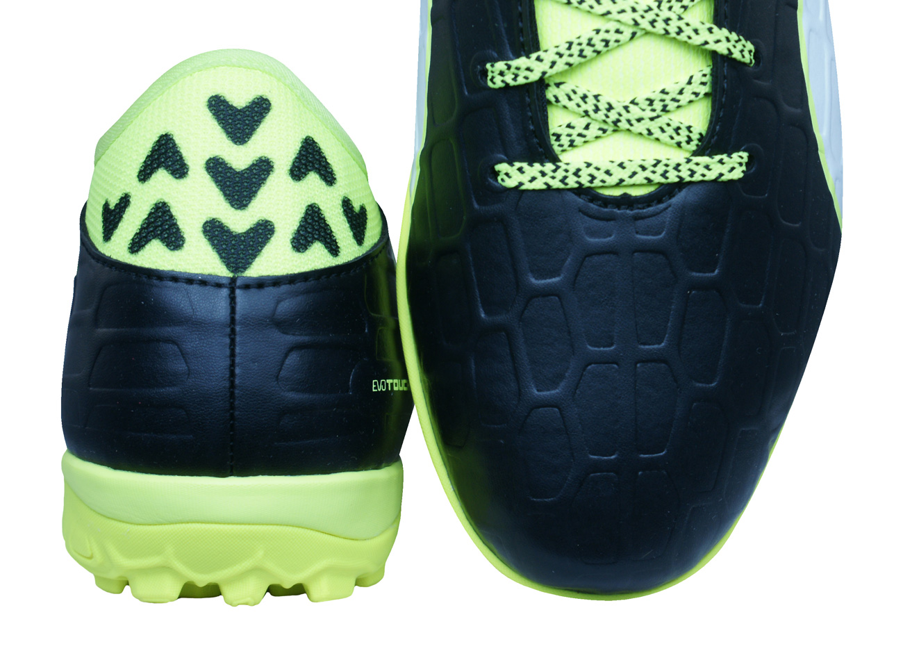 Puma evoTOUCH 3 TT Mens Astro Turf Football Trainers - Black at ... dc4fcd4bd