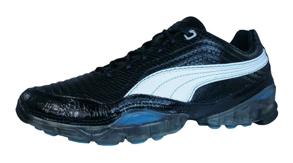 Puma Cell Meio L Womens Leather Running Trainers Shoes
