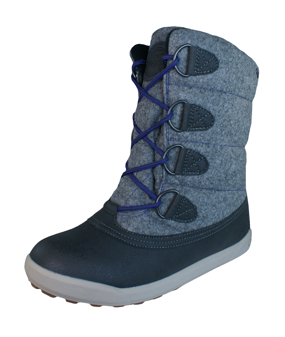 Mid Winter Classic 5k 10k 15k: Hi Tec Lexington Mid 200 I WP Womens Winter / Snow Boots