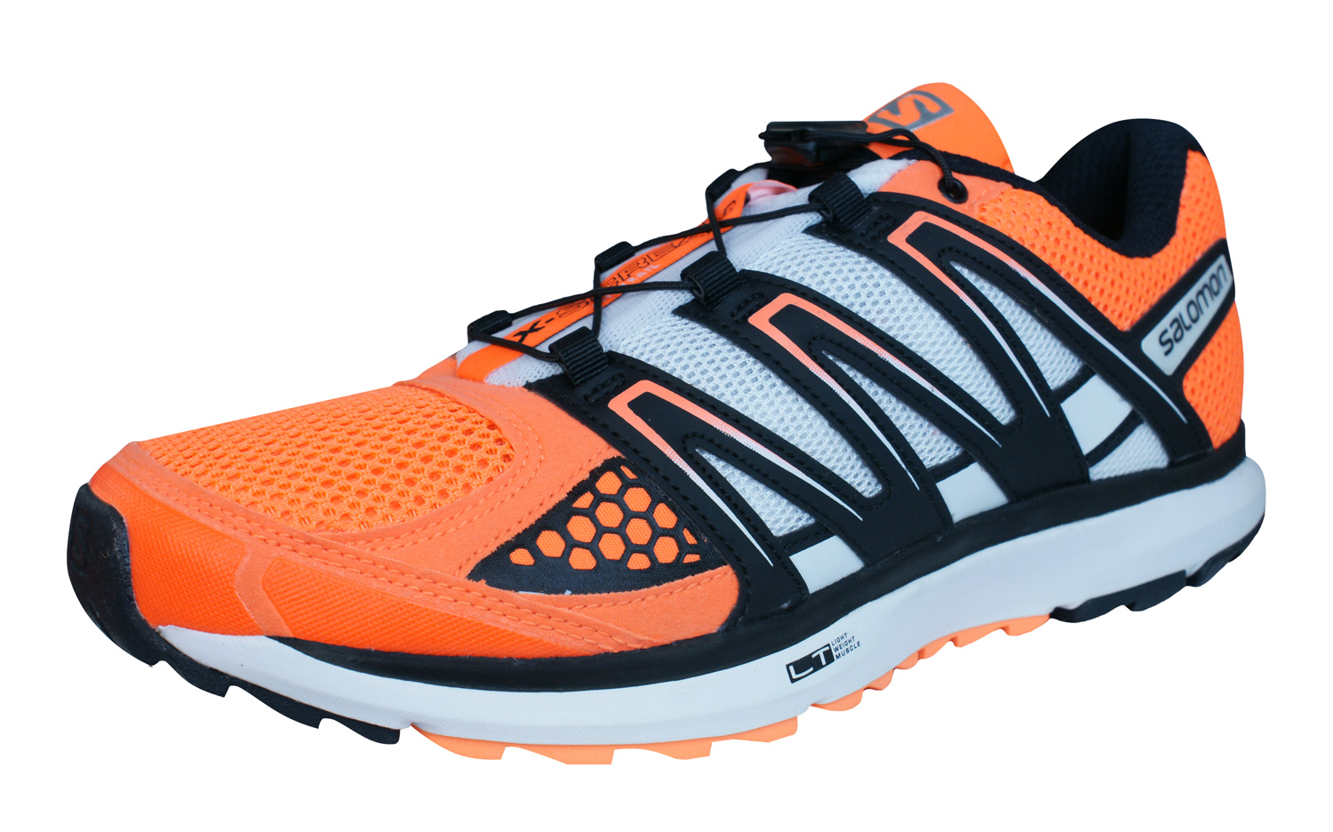Salomon X Scream Orange Running Shoes