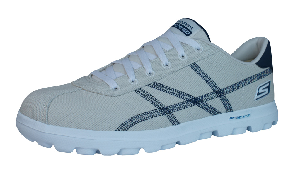 Shoes Trainers Prevail At Mens The On Taupe Go Skechers qwxtX4Yn