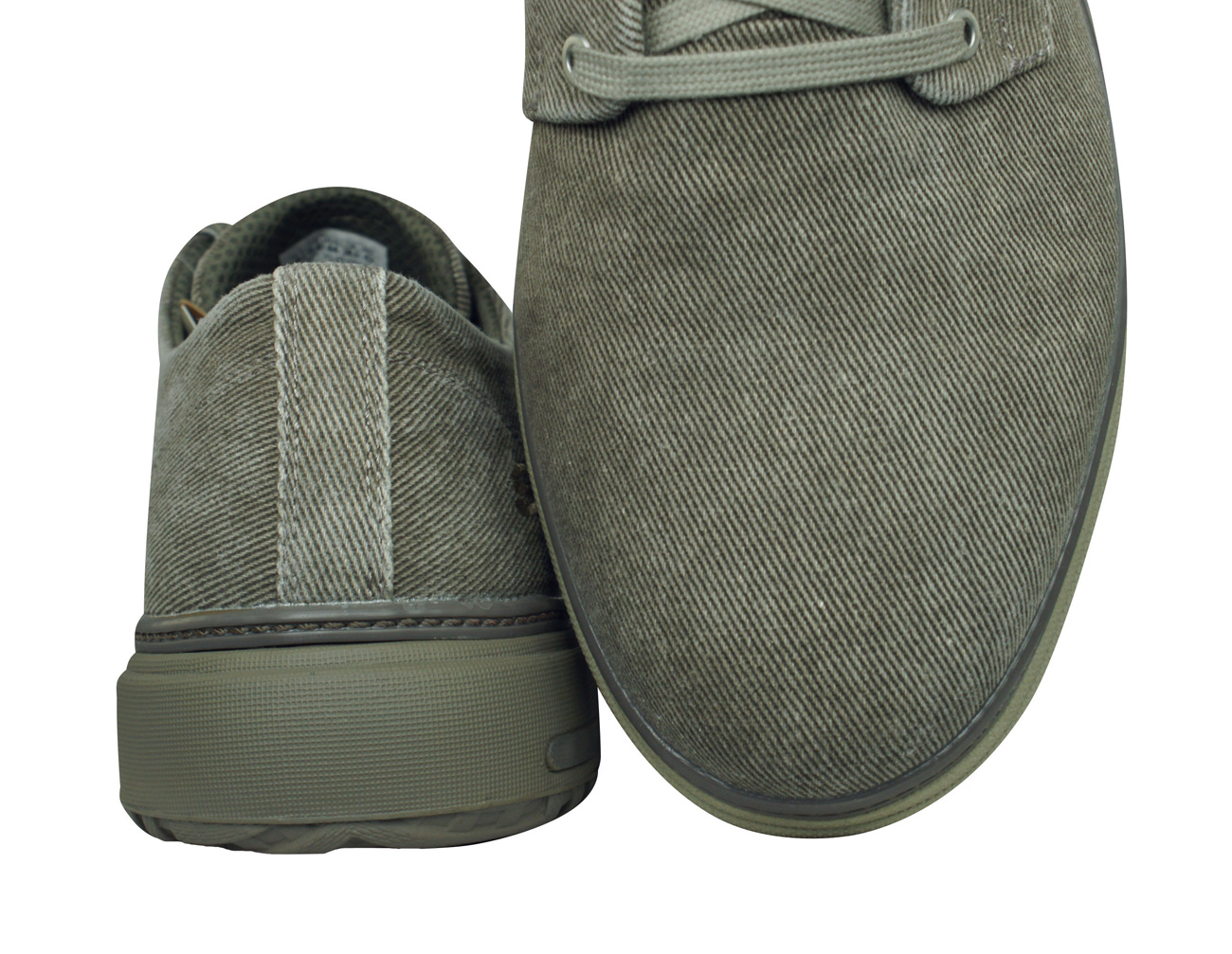teatro Correctamente Inconcebible  Skechers Folten Brisor Mens Casual Trainers / Shoes - Taupe at ...