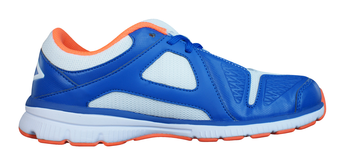 Umbro Trainer League Mens Fitness Trainers   Shoes - White Blue at ... 7b11be11c7