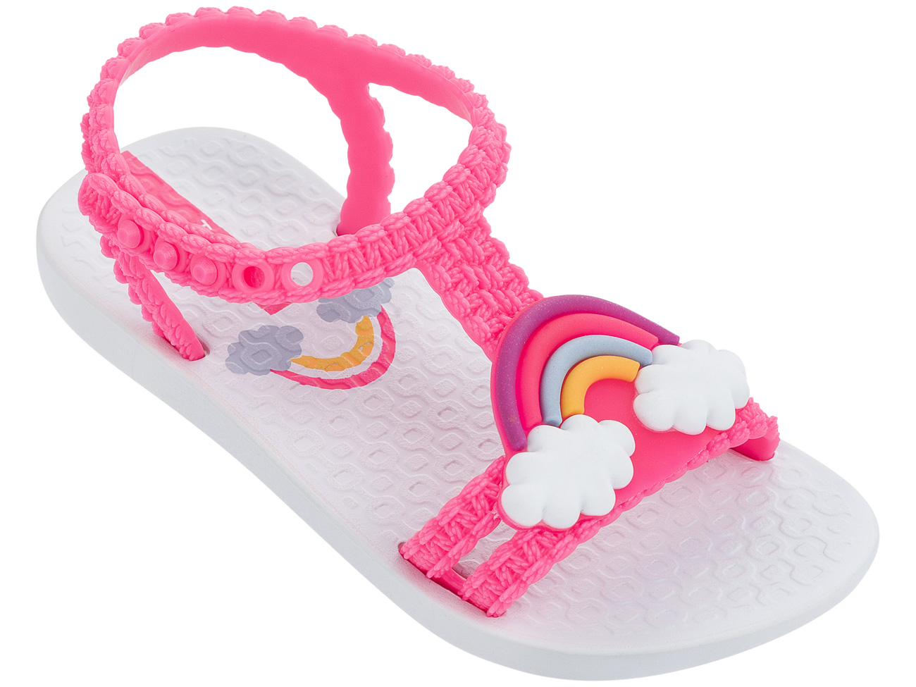 Baby My First Ipanema Rainbow Sandals Infant Girl Flip