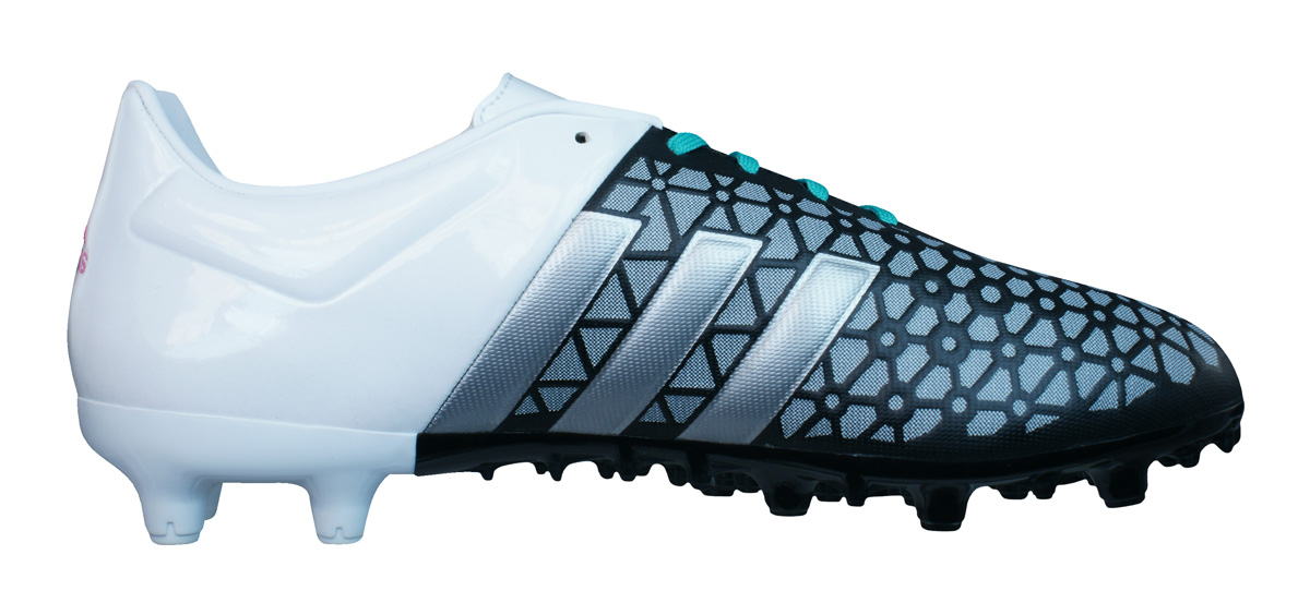 on sale baaf9 5c106 adidas Ace 15.3 FG / AG Mens Football Boots / Cleats - Black ...