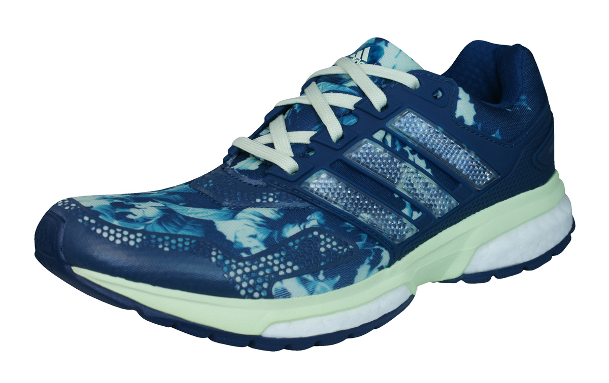 adidas Response 2 Graphic Womens Running Trainers Shoes