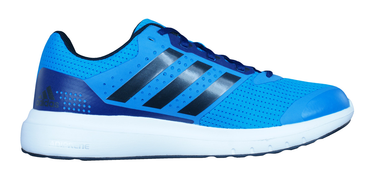 adidas Duramo 7 Mens Running Trainers / Shoes - Light Blue