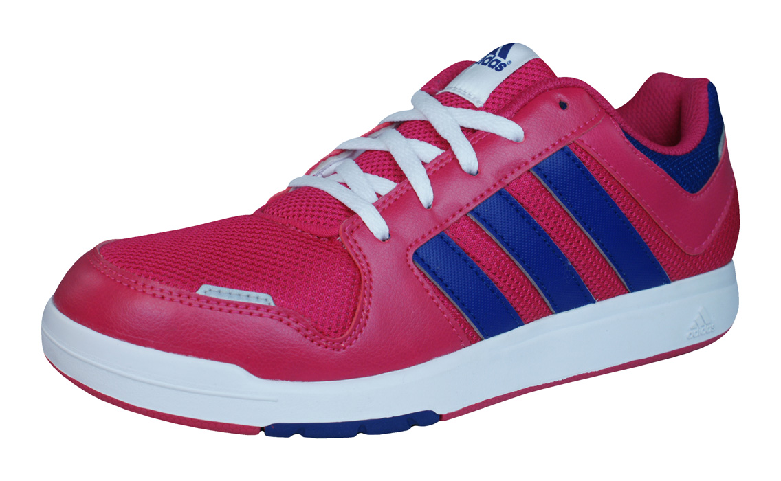 Adidas Lk Trainer 6 Kids Running Trainers  Shoes - Red At -5732