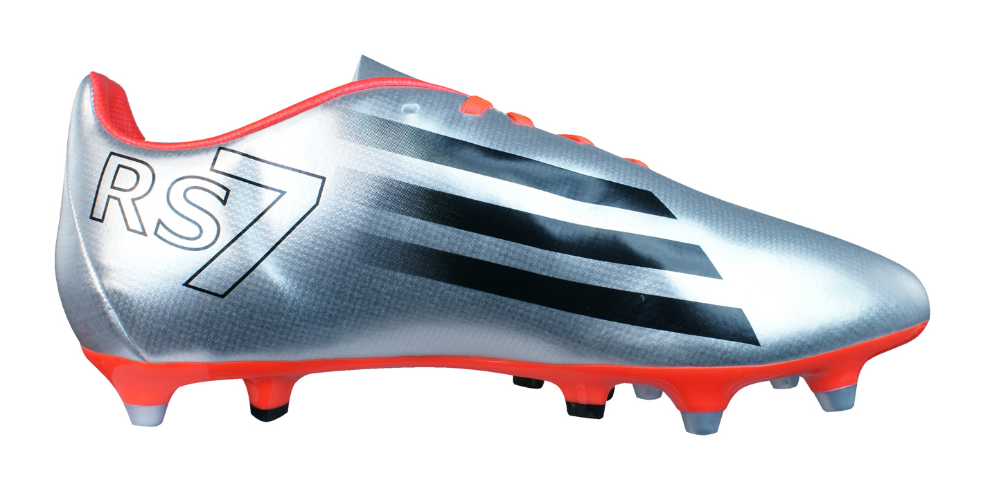 Adidas Rs7 Trx Sg 4 0 Mens Rugby Boots Silver At