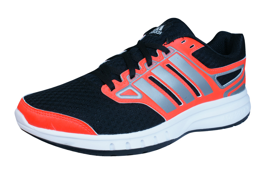 adidas Galactic Elite Mens Running Trainers   Shoes - Black at ... 6141bcbcd
