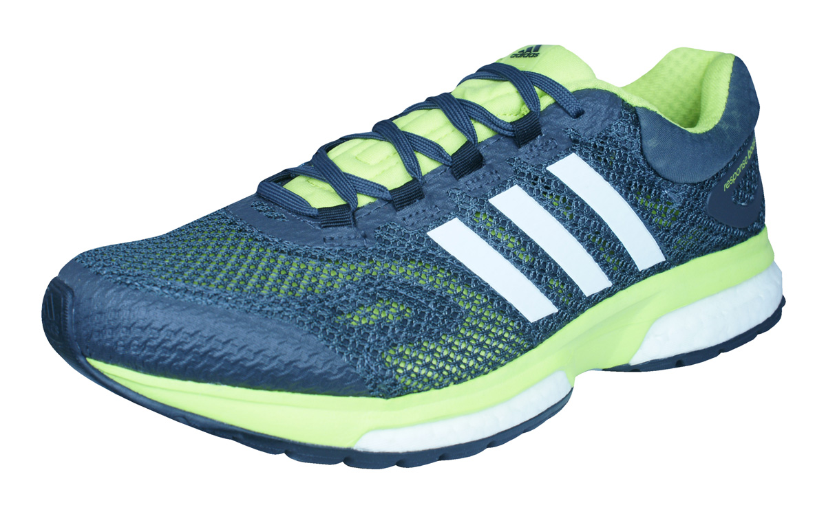adidas Response Boost Mens Running Trainers / Shoes