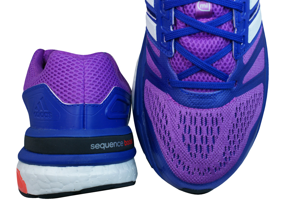 7f67986e9d196 adidas Supernova Sequence 7 Womens Running Trainers   Shoes - Purple ...