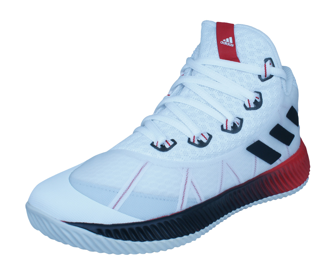 7254d1fb8a9 adidas Energy Bounce BB Boys Basketball Trainers   Shoes - White at ...