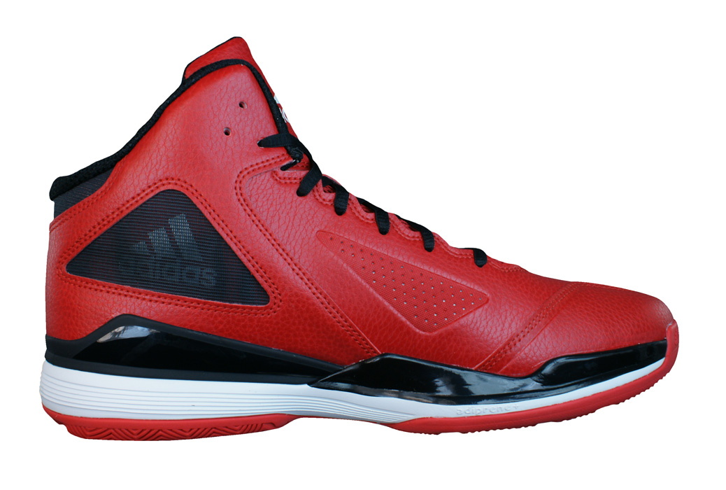 a850ea5b2b0f adidas Crazy Ghost 2 Mens Basketball Trainers   Shoes - Red at ...