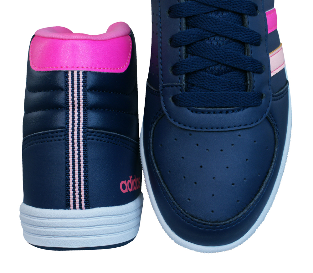 best quality discount shop many styles womens adidas neo baseline vs mid shoes
