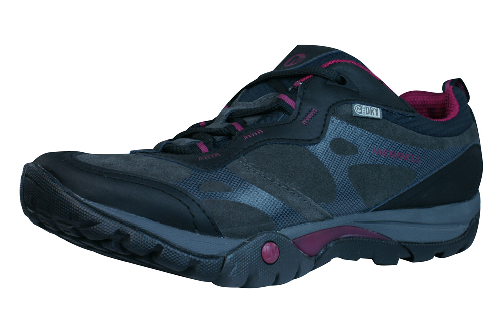 Merrell Azura Waterproof Hiking Shoes Womens
