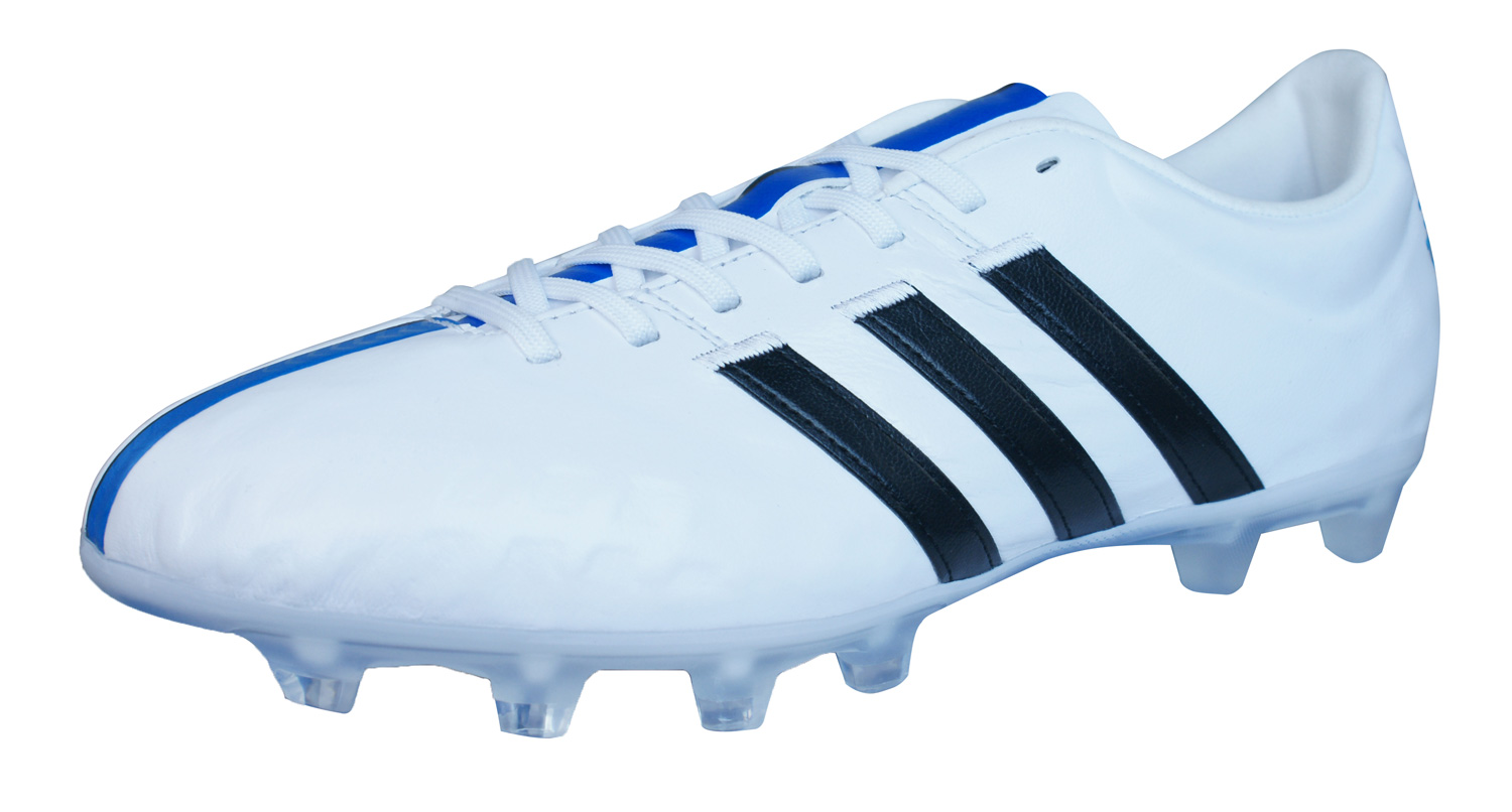 adidas 11 pro fg mens leather football boots cleats white. Black Bedroom Furniture Sets. Home Design Ideas