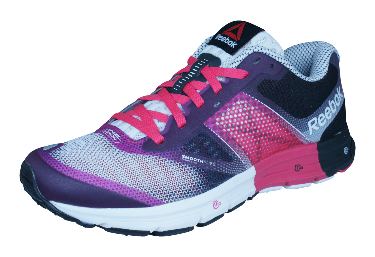 0693c9409ed0 Reebok One Cushion 2.0 Womens Running Trainers - Multi Colour at ...