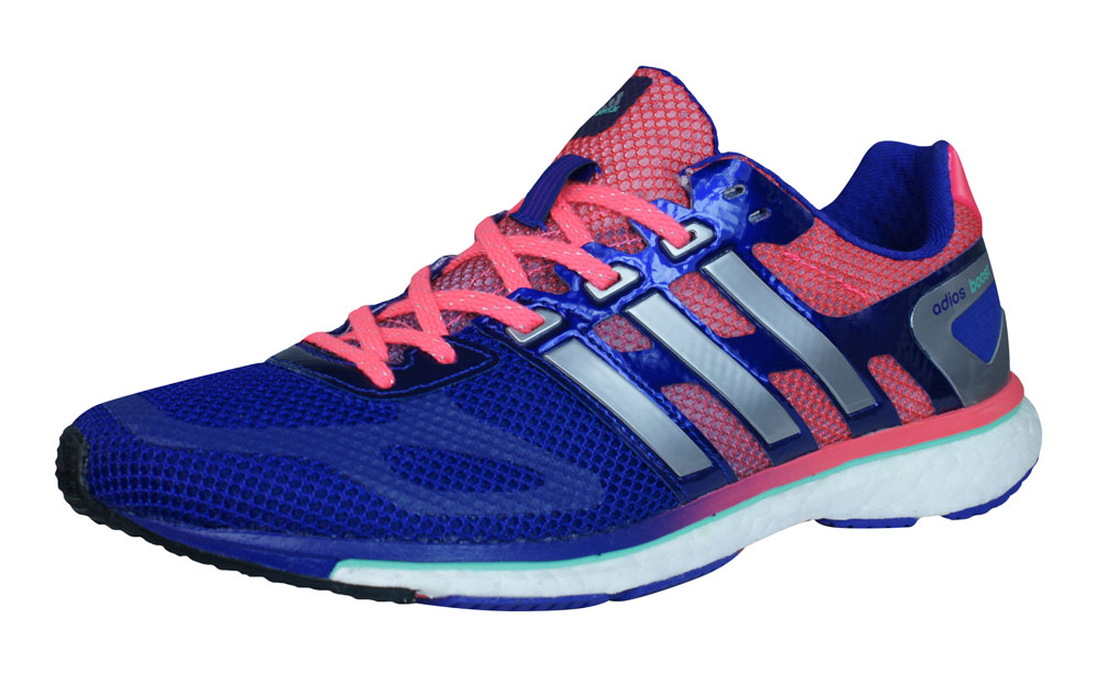 adidas adizero adios boost womens running trainers shoes. Black Bedroom Furniture Sets. Home Design Ideas
